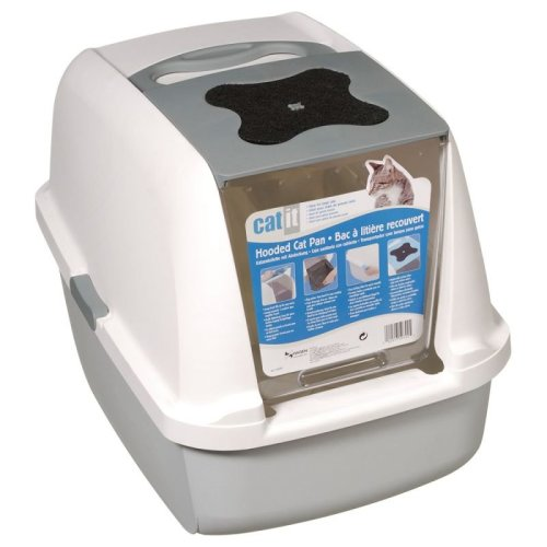 Cat Litter Box with FREE 2 x 2 Replacement Filters