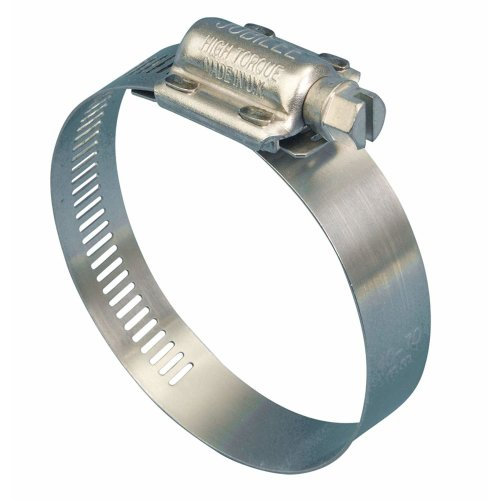 Jubilee Genuine Clips Stainless Steel High Torque Hose Clamp