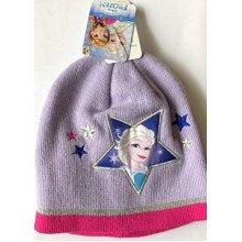 Elsa Frozen Hat - Purple (54cm)