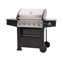Dominica 5+1 Burner Gas Barbecue