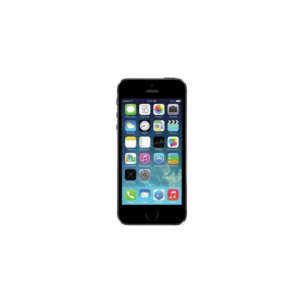 Three, 16GB Apple iPhone 5s - Space Grey