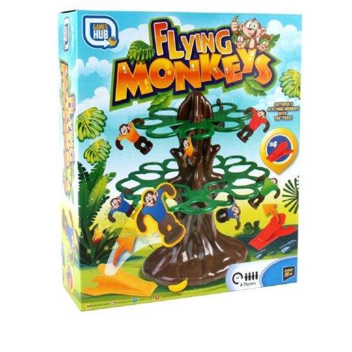 Games Hub Flying Squirrels Game