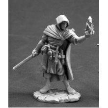 Reaper Dark Heaven Legends 03606 Ellus Mann, Wizard