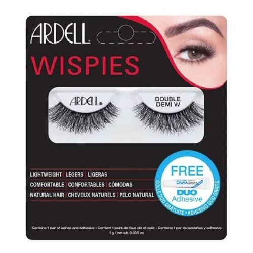 Ardell Wispies Double Demi W Black