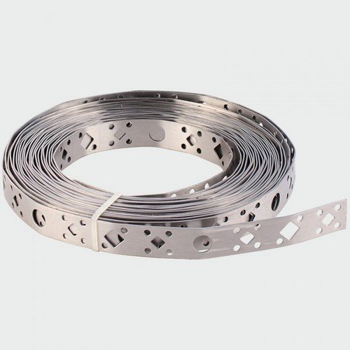 TIMco 2010FBS Fixing Band Stainless 20mm x 10m
