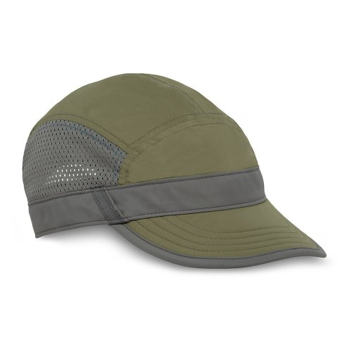 Sunday Afternoons Crushin' It Cap Sun Hat Chaparral Charcoal One Size UPF 50+