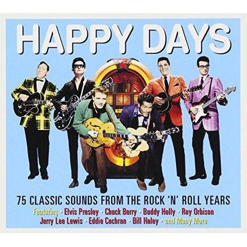 Happy Days [CD]