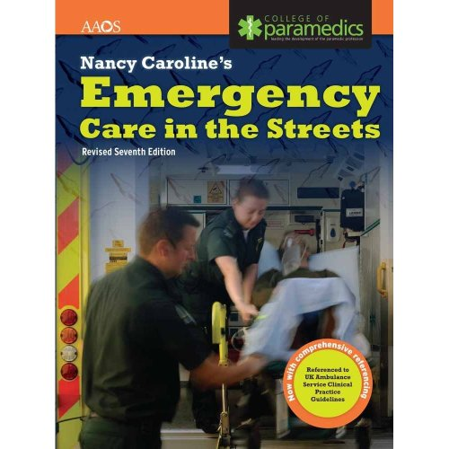 Nancy Caroline's Emergency Care in the Streets, United Kingdom