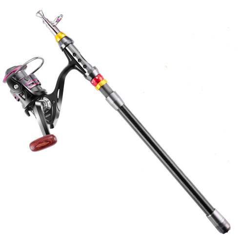 Fishing Rod Combo Set