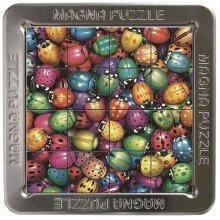 3d Magna Bugs Magnetic Jigsaw Puzzle (16 Pieces)
