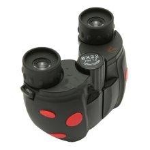 Children Beetle Telescope Binocular Mini Portable Telescope Toys Black