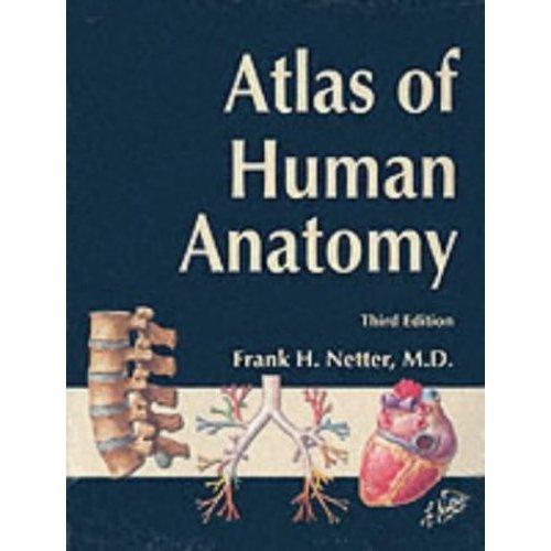Atlas of Human Anatomy, Student Edition (Netter Basic