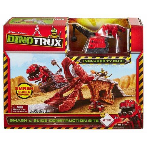Dinotrux (DreamWorks)Smash & Slide Construction Site Playset