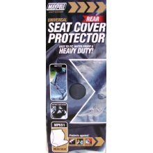 Cover - Universal Car Rear Seat- Grey - Seat Maypole Mp651 Nylon -  rear seat cover maypole universal mp651 car grey nylon