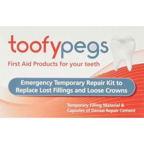 Toofypegs Crown and Filling Replacement
