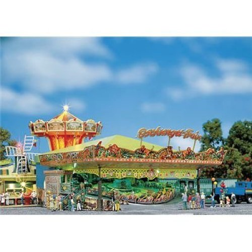 Faller 140433 Jungle Train Roundabout HO Scale Building Kit