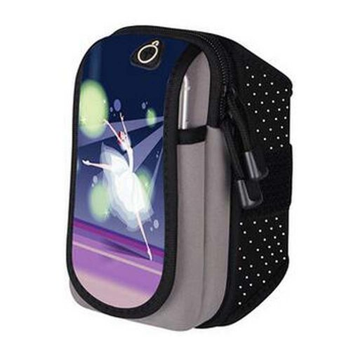 Running Armbag with Key Holder For Gym Fitness Fashion Arm Package Wallet Card