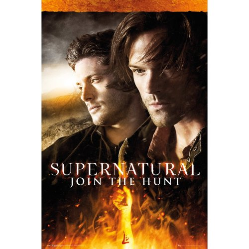 Supernatural Fire Maxi Poster