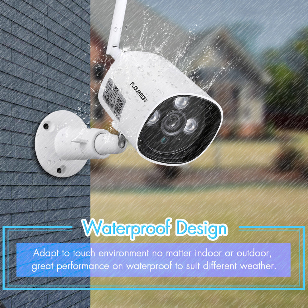 1080P Outdoor Wireless CCTV Security WIFI IR IP Camera Night Vision