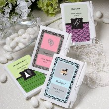 Personalised Notebook Favors