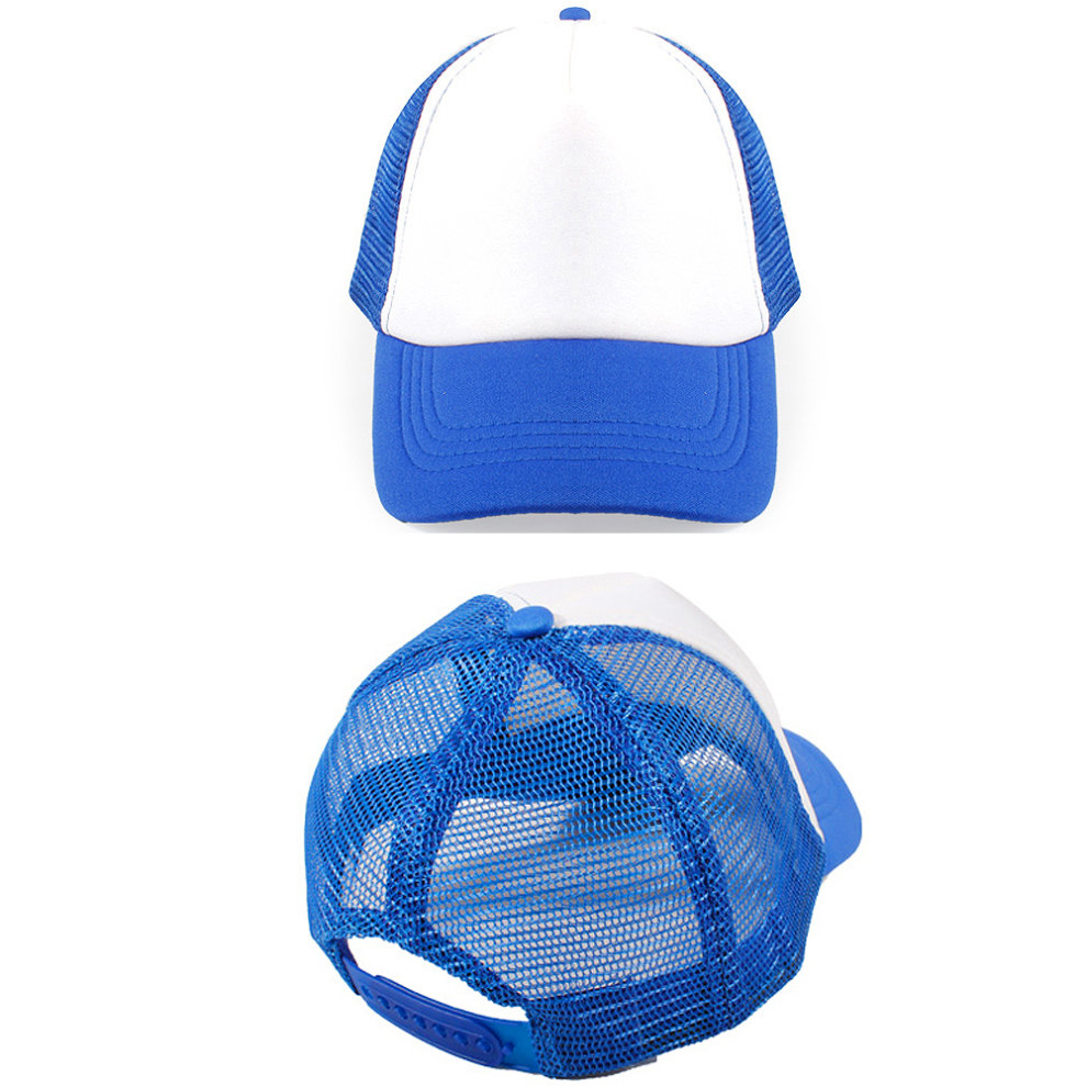8c904e8391d1c ... Children Baseball Cap Mesh Hat Fitted Cap Sports Caps