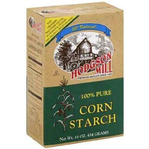 Hodgson Mill BG14273 Hodgson Mill Corn Starch Pure - 12x16OZ