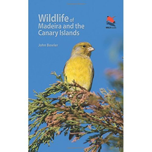 Wildlife of Madeira and the Canary Islands: A Photographic Field Guide to Birds, Mammals, Reptiles, Amphibians, Butterflies and Dragonflies (Wildl...