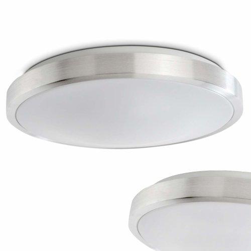 Led Round Bathroom Ceiling Light Ip 44 Moisture Proof Elegant Energy Efficient Lighting 12 Watt For Kitchen Living