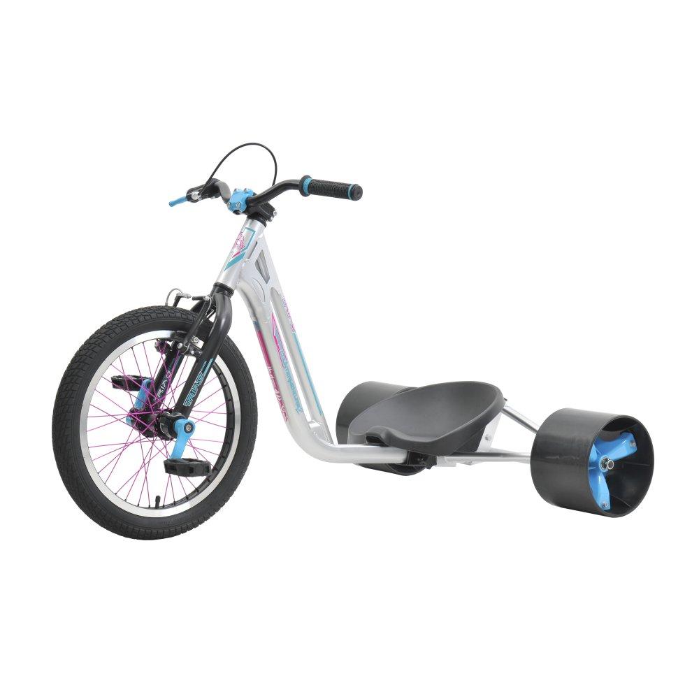 Triad Counter Measure Drift Trike Silver/Teal