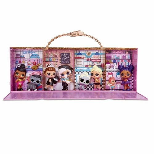L.O.L Surprise Pop Up Store 3 in 1 Playset & Carry Case LOL