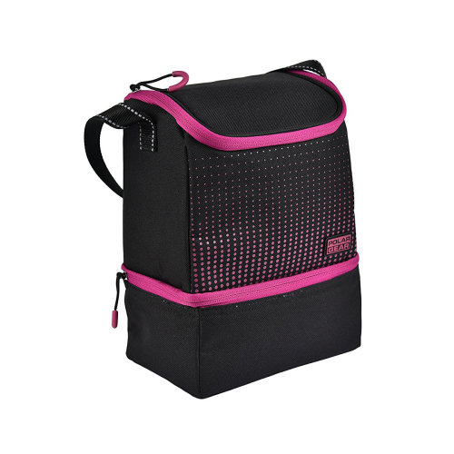 Polar Gear Active Two Compartment Cooler, Optic Berry