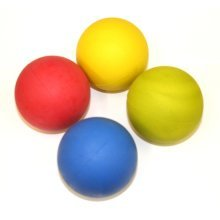 Hyfive - Dog Balls - Floating Rubber Balls For Fetch Training - 4 Pack