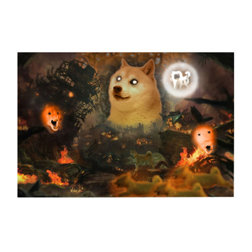 500PCS Wooden Jigsaw Puzzle  Adult/Children's Games Toys Dog