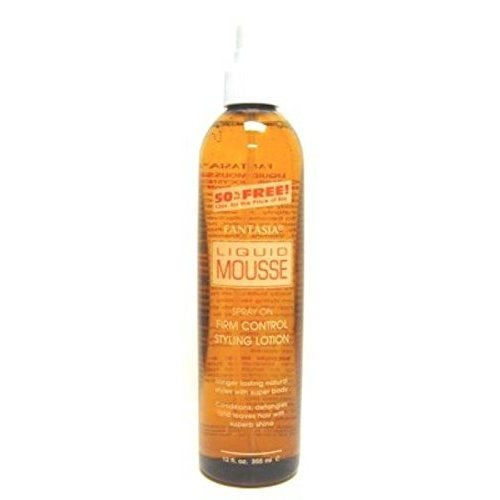 Fantasia Liquid Mousse Firm Style Lotion 120 Ounce
