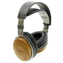 Mitchell and Johnson JP1 Portable Electrostatic Headphone - Cherry