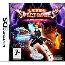 Spectrobes 2 game ds nds game x-beyond the portals