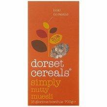 Dorset Cereal Dorset Cereals Simply Nutty Muesli 700g