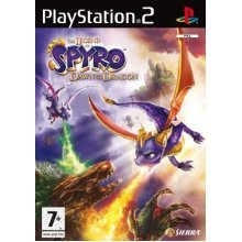 Legend of Spyro - Dawn of the Dragon - The Legend of Spyro: Dawn of the Dragon (PS2)