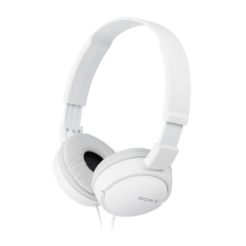 Sony Over Ear Sound Monitoring Headphones - White