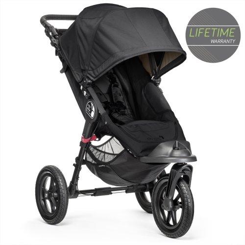 Baby Jogger City Elite Single Stroller Black