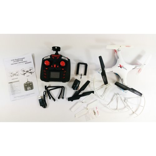 6-Axis Gyro Quadcopter Drone WIFI Real Time HD Camera FPV RC Drone