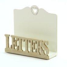 Natural Letter Rack