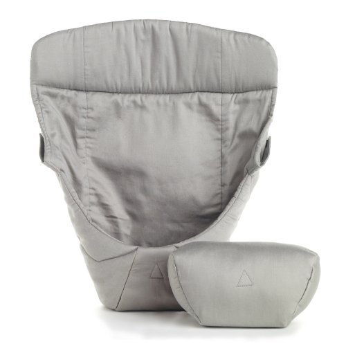 Ergobaby Baby Carrier Insert Collection Original (3.2 - 5.5 kg), Grey