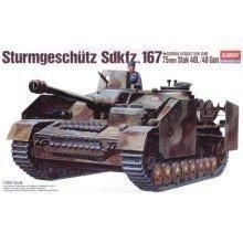 Aca13235 - Academy 1:35 - Sturmgeshutz Iv Assault Tank