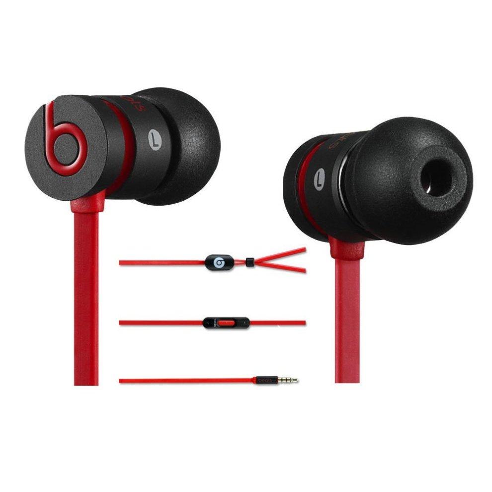 ... BEATS by DRE urBeats 2 3-Button In-Ear Headphone Matte Black (No ... 156f4380c