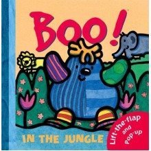 Where's Boo?: in the Jungle (lift-the-flap & Pop-up Books)