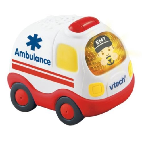 VTech Go! Go! Smart Wheels Ambulance