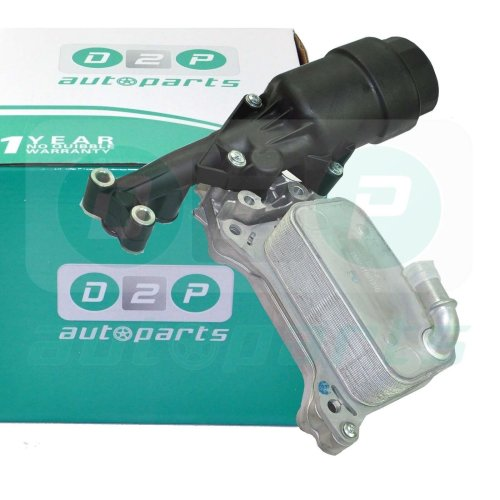 FOR MERCEDES OM651 ENGINE OIL FILTER HOUSING & COOLER A6511801310, A6511800810