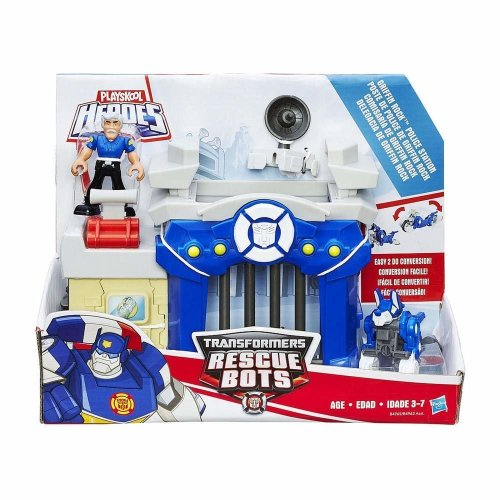 Transformers Playskool Heroes Emergency Rescue Set Assortment