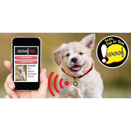 WoofTAG Subscription free GPS Dog Location finder